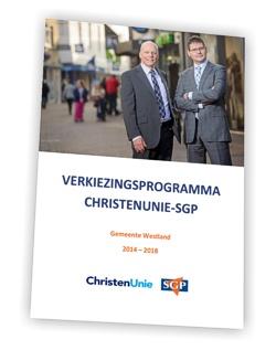 Verkiezingsprogramma2014