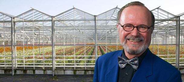 Pieter-Jan Hofman ('s-Gravenzande) lijsttrekker ChristenUnie voor Hoogheemraadschap van Delfland