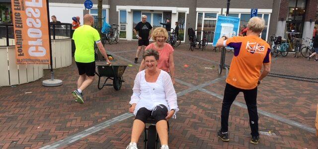 Westland de sportiefste gemeente van Nederland