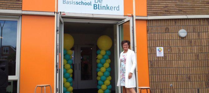 Christelijke basisschool De Blinkerd geopend