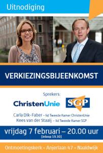 Uitnodiging verkiezingsavond feb 2014