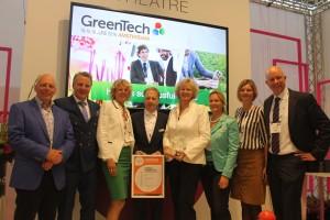 bezoek Greentech 2